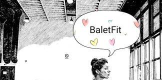 BALETFIT IVA ballet boom 1