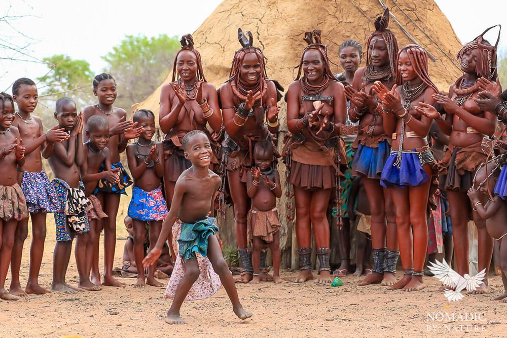 Himba Ondjongo Dance Namibia 18