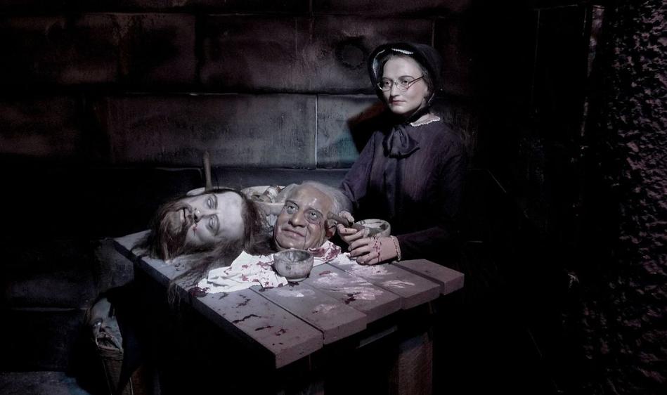 wax death masks